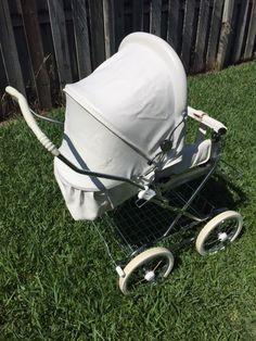 EMMALJUNGA Vintage Pram  Baby Stroller/ Carriage by Vintagefully