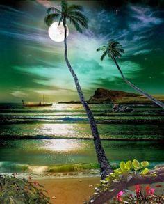 Maui Beach, Hawaii TODO UN PARAÍSO, QUE BELLEZA.