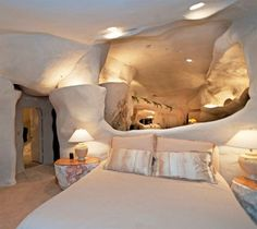 House cave?