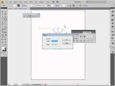 ▶ Easy Way to Create a Gear in Illustrator - YouTube