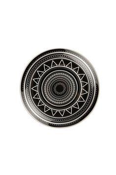 23 cm Etnik Gümüş Vivas | Trendyol