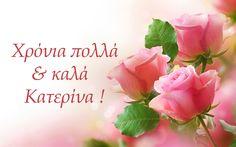 Χρόνια πολλά στην Κατερίνα σήμερα ! - trahones-news.gr