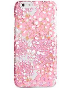 Vera Bradley Transparent Chic iPhone 6/6S Case - Handbags & Accessories - Macy's