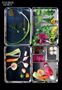 Everything In Its Season: Jiun Ho Designs Interior for Saison Restaurant