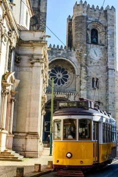 Lisbon, Portugal: The Best of the City in 2 Days - The Unending Journey Spain And Portugal, Travel Images, Travel Pictures, Day Trips From Lisbon, Voyage Europe, Cinque Terre, Beautiful Places To Visit, Capital City, Spain