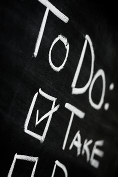 Why To-Do Lists Don't Work and Done Lists Do  A great article that helps with the psychology around lists and getting things done. -KB