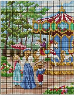 PART 1 Victorian Times - Carousel