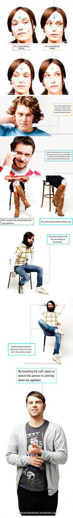 Body Language Secrets - The Meta Picture