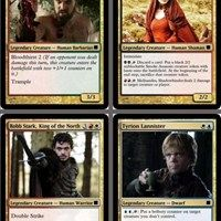 Would You Play Magic: the Game of Thrones?