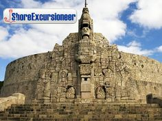 Past & Present - Dzibilchaltun Mayan Ruins & Merida City! A great combination day of Dzibilchaltun Mayan Ruins and Merida City Highlights all on a guided excursion. http://www.shoreexcursioneer.com/progreso-yucatan/dzibilchaltun-mayan-ruins-merida-city.html