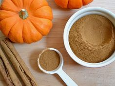 Homemade Pumpkin Pie Spice  extremely exciting for someone who's going to miss the canadian autumn like mad