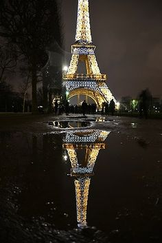 Reflections of Paris