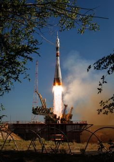 #flickr #soyuz #rocket #liftoff