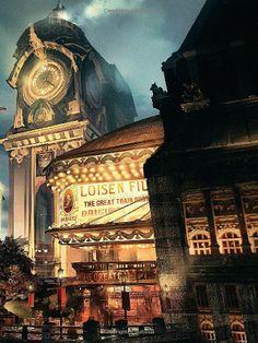 The Art of BioShock Infinite: Irrational Games: