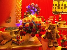 Cacau Delícia - Bombons Finos: Circo do Ricardo
