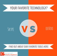 Your favorite technology? Here ours!