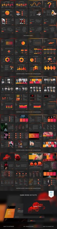 38+ multicolor annual report chart PowerPoint Templates