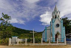 BrasilA rural chapel located between the cities Belmiro Braga and São José das Tres Ilhas, MG