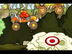 Игра для ДЕТЕЙ про МАШИНКИ - ГРУЗОВИКИ  МОНСТР ТРАКИ (1).  Monster Truck