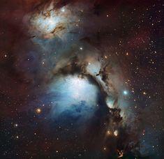 La foto del día: una hermosa imagen de la nebulosa Messier 78