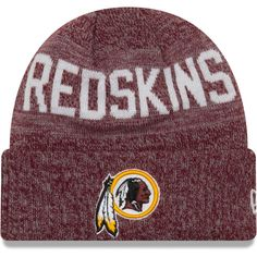 los angeles f937e abe69 Toddler Washington Redskins New Era Heathered Burgundy Crisp Colored Cuffed Knit  Hat, Your Price   19.99