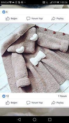 62 Ideas Crochet Baby Hoodie Yarns 62 Ideas Crochet Baby Hoodie Yarns Source by Kids Knitting Patterns, Baby Sweater Patterns, Knitting For Kids, Knitting Designs, Baby Patterns, Crochet Patterns, Crochet Baby Jacket, Knit Baby Booties, Crochet Coat