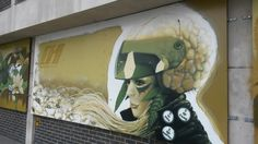 Street art Sheffield Sheffield, Street Art
