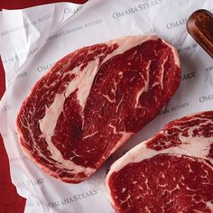 BUTCHER TIP - The spinalis is the coveted cap of the ribeye, also known as the rib crown. The cap sits just above the eye of the primal, has fantastic marbling, and is the most tender and flavorful part of the ribeye with a very juicy texture. Rib Eye Recipes, Pork Recipes, Slow Cooker Recipes, Chicken Pork Recipe, How To Cook Steak, Different Recipes, Steaks, Kitchen Hacks, Poultry