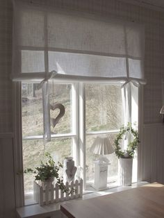 RR Monogram window shade 80 cm