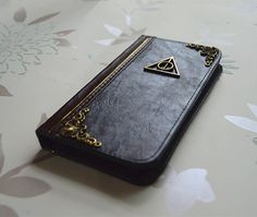 NEW IPHONE 6S Plus case studded Harry Potter deathly hallow iphone 6S Plus