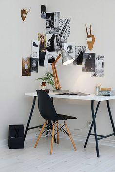 Work Space : Un Nouveau Bureau