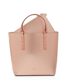 5179fa4ee8b3d5 TED BAKER JACEYY ADJUSTABLE HANDLE ZIP SHOPPER.  tedbaker  bags  hand bags