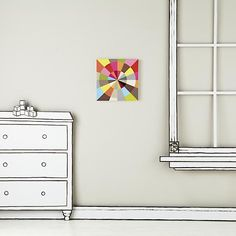 The Land of Nod | Wheel Of Color Wall Art in Wall Art