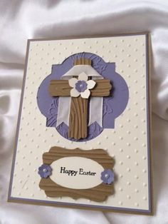 * Easter Blessings *   Stampin' Up!