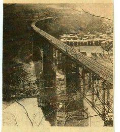 Old r.r. bridge