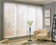 Son ideales para grandes ventanales o puertaventanas y permiten un excelente manejo de la luz y/o privacidad.