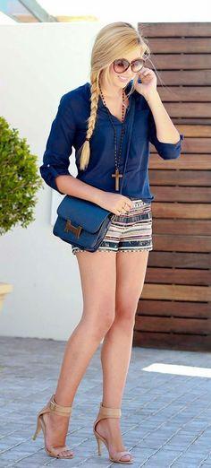 Zelihas Blog: Summer Cute Street Fashion Inspiration  Looks