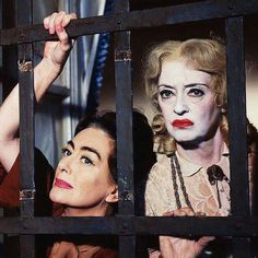 Whatever Happened to Baby Jane    Joan Crawford & Bette Davis