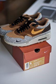 Para esta temporada nos vamos de Safari by Nike