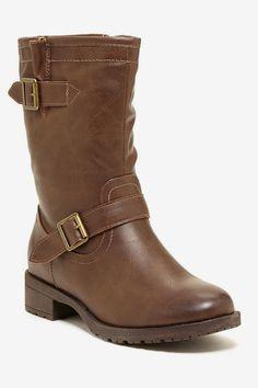 Bucco Dash Buckle Boot