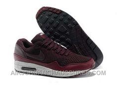 new style c1766 e9293 billigt kta Nike Air Max 87 F r Dam Vinr d Svart L parskor n tetbutik  sverige