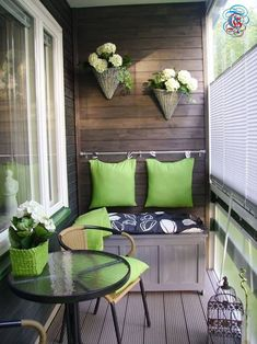 Picking the Perfect Outdoor Patio Decoration – Outdoor Patio Decor Small Balcony Design, Small Balcony Decor, Small Patio, Balcony Ideas, Patio Ideas, Modern Balcony, Balcony Bar, Terrace Ideas, Small Terrace