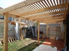 Patio Design, Ideas Para, Sweet Home, Outdoor Structures, Building, House, Drones, Home Decor, Google