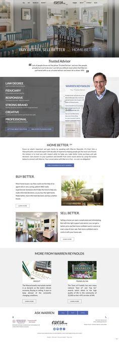 Custom Real Estate Web Design Holiday Apartments, Web Design Inspiration, Website Template, Custom Design, Real Estate, Templates, Website Ideas, Blog, Design Websites