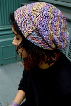 Free Pattern: Fractured Light (Hat) by Kirsten Kapur, thanks so xox