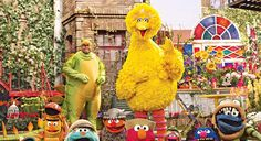 What Does Being on HBO Mean for Sesame Street?