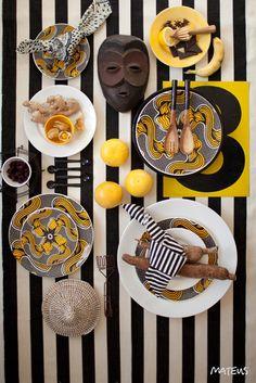 News 2012, The Africa Collection from Mateus. #ceramics #design #interior