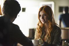 Shadowhunters TV series: Clary Fray/Katherine McNamara