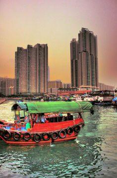 Aldrich Bay - Hong Kong