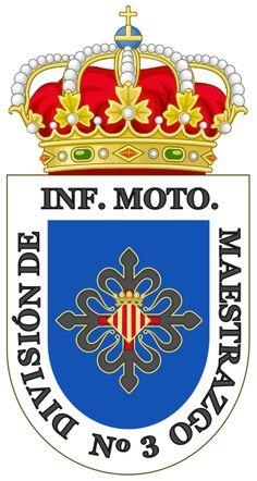 """División de Infantería Motorizada """"Maestrazgo"""" Nº 3"""